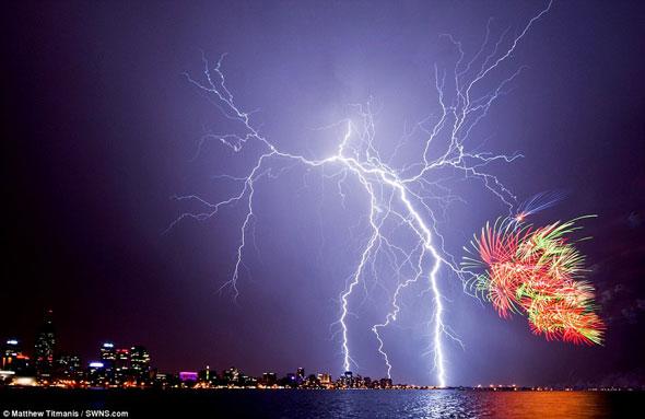 storm väder